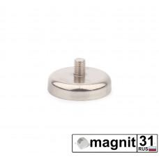 Магнит с винтом С32 сила 34 кг.